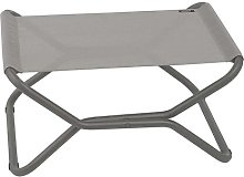 Folding Camping Stool Lafuma Colour (Fabric): Grey
