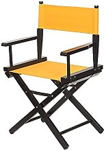Folding Canvas Chair Wood Artist Director Chair