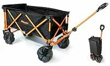 Folding Cart with Tailgate End - Sherpa