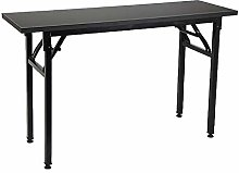 Folding Commercial Table,Sturdy Home Office Desk