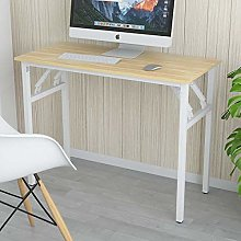 Folding Computer Desk Home Office Table Foldable