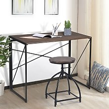 Folding-Computer Desk No-Assembly Simple