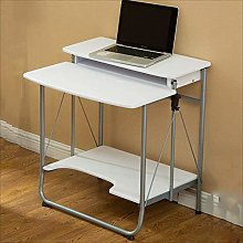 Folding Computer Desktop Home Mini Modern Desk