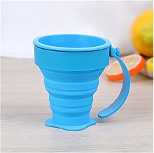Folding Cup Portable Silicone Folding Cup