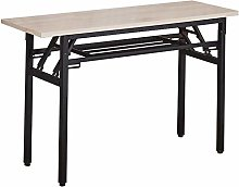 Folding Desk, Folding Table, Computer Cutout,