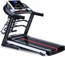 Folding Electric Treadmill Desk Smart Massage