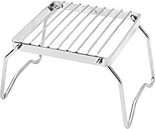 Folding Fire Grill, Portable Camping Grill,