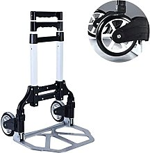 Folding Hand Truck Small Portable Home Use