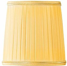 Folding Lampshade with Flame Clip Diameter 15 x 10