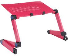 Folding Laptop Table Computer Desk Stand