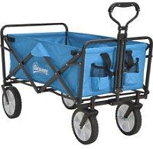 Folding Outdoor Storage Trolley Cart Bag
