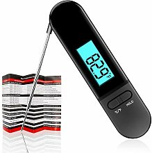 Folding Probe Thermometer for Kitchen Food