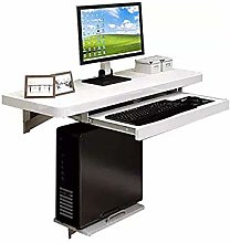 Folding Side Table,Wall-Mounted Computer Desk,