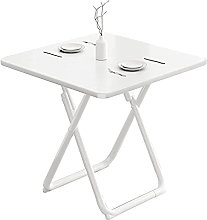 Folding Small Square Table Dining Table Home
