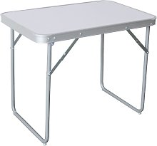 Folding Steel Camping Table