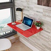 Folding table wall-mounted kitchen workbench