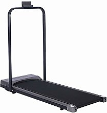 Folding Treadmill Home Electric Treadmill with LED