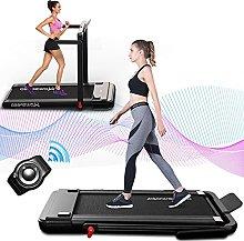 Folding Treadmills Under Desk Electric Treadmill