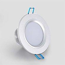 FomTai 5W/7W/9W/12W/15W/18W/24W Modern Round LED
