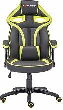 Fong Manufactured Wood Gaming Chair Brayden Studio