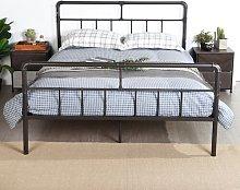 Fontana European Double (140 x 200cm) Bed Frame