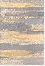 Fontenelle Rug - 120 x 180 cm / Grey / Wool