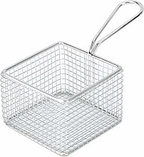 Food Basket-304 Stainless Steel Mini Food Fryer