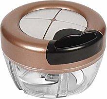 Food Chopper Garlic Masher Mincer Tool Blender,