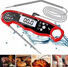 Food Cooking Meat Thermometer with Dual Probe &