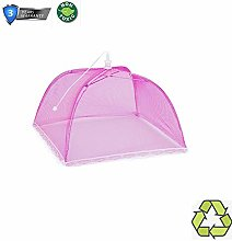 Food Cover Mesh Screen Food Protector Tent Popup