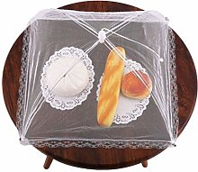 Food Cover Tent, Mesh Food Nets (17 Inch) Fruit