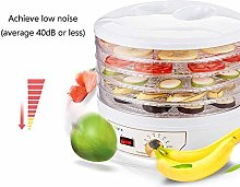 Food Dehydrator 5 Removable and Stackable Drying