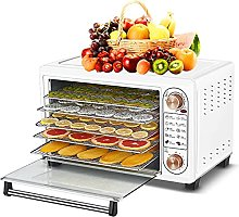 Food Dehydrator for Jerky, 5 Layers Stainless