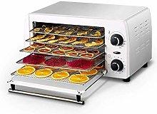 Food Dehydrator, Temperature Adjustable Timer