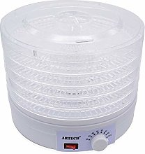 Food Dehydrator with Temperature Setting for