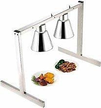 Food Heat Lamp, Buffet Food Warmer, Commercial