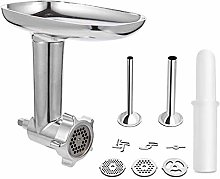 Food Meat Grinder Attachments for KitchenAid Stand