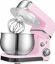 Food Mixer, 600W Stand Mixer, 6 Speed Kitchen