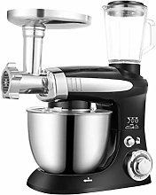Food Processor Blender,Stand Mixer for Baking,All