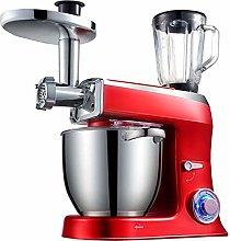 Food Processor Mixer Machine,7.5 Liter Stainless