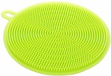 Food Silicone Kitchen Scrubber Cleaning sponge