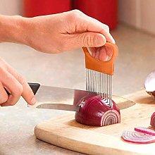 Food Slice Assistant Onion Holder Slicer,