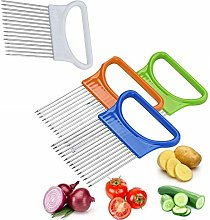 Food Slice Assistant, Onion Slicer Holder, Potato