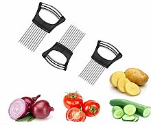 Food Slice Assistant,Stainless Steel Vegetable