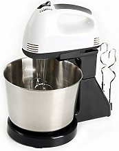 Food Stand Mixer,2.5L Stainless Steel Mixing