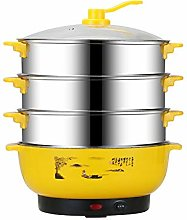 Food Steamer, 220V 10L Large Capacity
