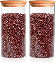Food Storage Jars, Akamino Glass Food Storage Jars