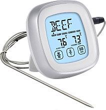 Food Thermo-meters Waterproof Touching Screen