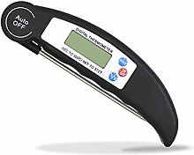 Food Thermometer BBQ Thermometer Foldable Digital