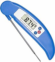 Food Thermometer, Foldable Digital Instant Read